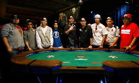 world poker tour 2010 final table