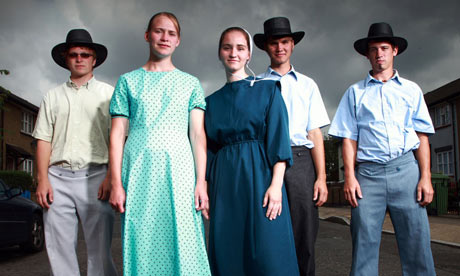 Amish The Worlds Squarest 005 Mr Gay UK PC denies rape charges