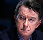 Former Labour business secretary Peter Mandelson