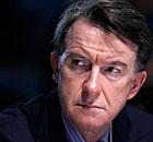 Former Labour business secretary Peter Mandelson