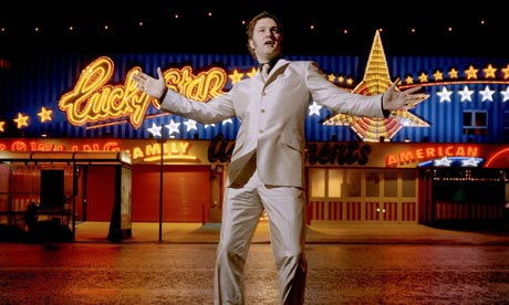 David Morrissey in Blackpool