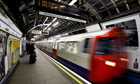 London underground inquiry into runaway train