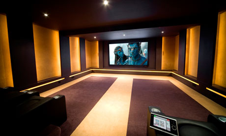 The £150,000 home cinema