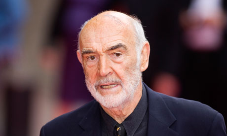 Most recent. Sir Sean Connery