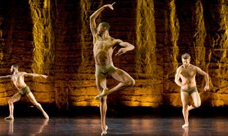 Dust and Light / Rasa- King Lines Ballet