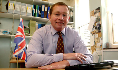 Philip Hollobone, Kettering MP