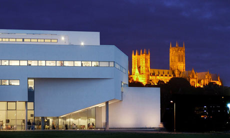 The new school of architecture at Lincoln University