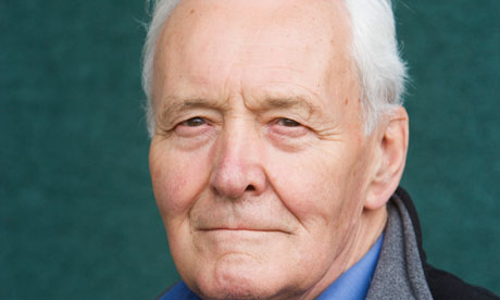 British politician and journalist Tony Benn
