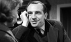 Leonard Rossiter and Angela Crow in an ITV Play of the Week