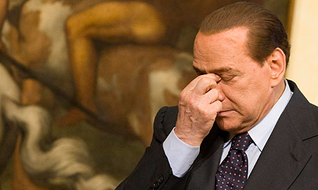 Silvio Berlusconi condemned by Vatican newspaper for 'DEPLORABLE ...