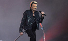 Johnny Hallyday In Concert  Stade-De-France, in Saint-Denis, Near Paris, France - 29 May 2009