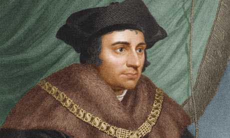 Portrait Of Thomas More