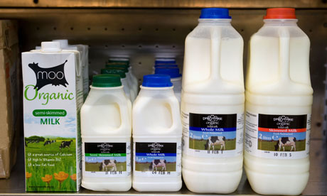 Pic of Milk Cartons