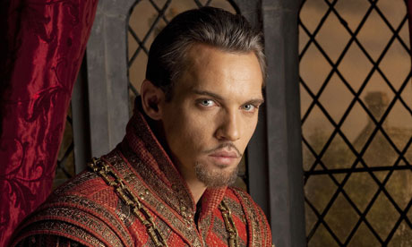 The Tudors: Jonathan Rhys-Meyers as Henry VIII. Photograph: BBC