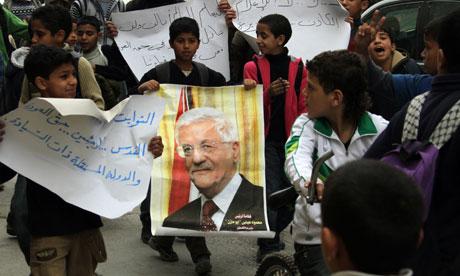 Palestinians deny leak of 'refugee' compromise