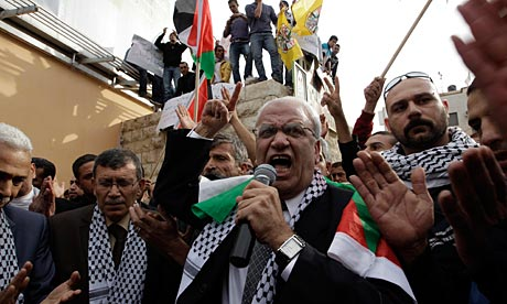 Saeb Erekat says the leaked papers show how far Palestinians are ready to go to reach a settlement.