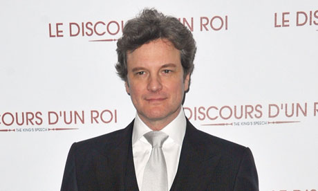 Colin Firth: 'Playing ...