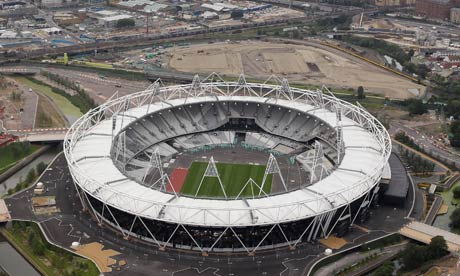After Olympics, London Not Losing Its Track