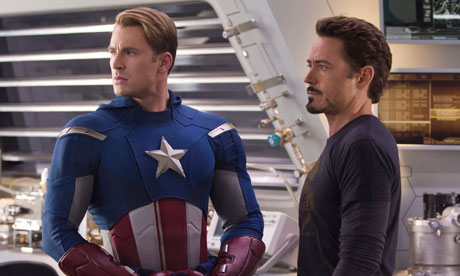 The Avengers [also known as Avengers Assemble]