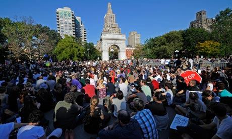 EEUU - Crisis económica Occupy-Wall-Street-protes-007