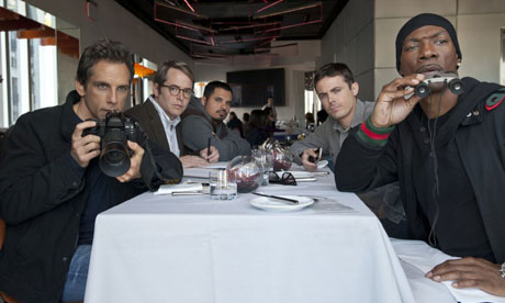 Still from Tower Heist