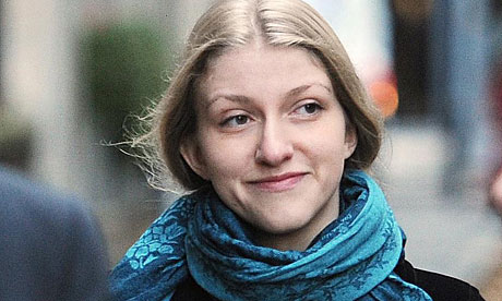 Katia Zatuliveter said MI5's claims that she was a spy were 'laughable'.