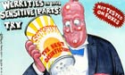 19.10.11: Steve Bell cartoon