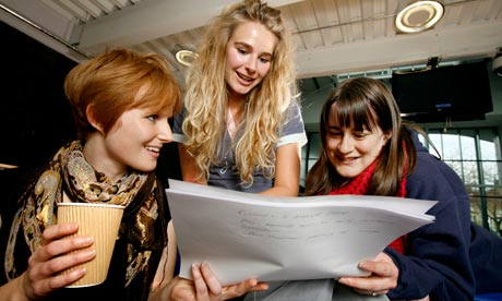 PGCE students