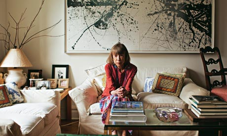 Joan Didion to Jump Back in the Writer's Chair with As It Happens