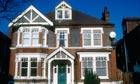 Edwardian houses West London