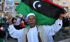 Libyans celebrate in Benghazi