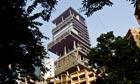 Mukesh Ambani's 27-story home Antilia
