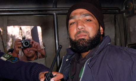 Mumtaz Qadri sentenced to 007 Our Friends in Pakistan