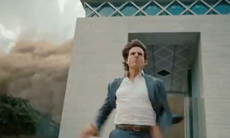Still from Mission Impossible 4: Ghost Protocol 4