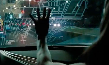Still from Mission Impossible 4: Ghost Protocol
