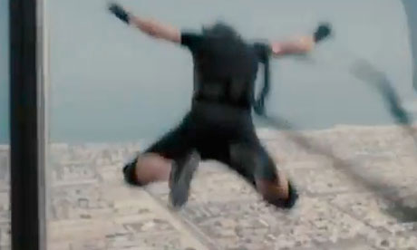 Still from Mission Impossible 4: Ghost Protocol 10