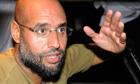 Gaddafi's son Saif al-Islam