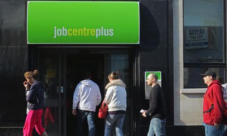 unemployment job centre