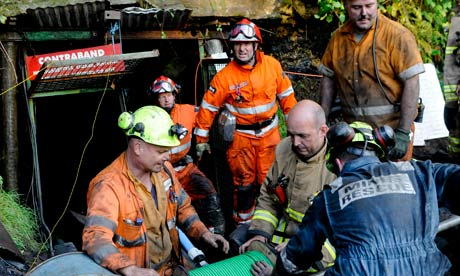 Gleision Colliery accident