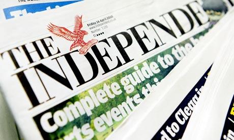 independent newspaper