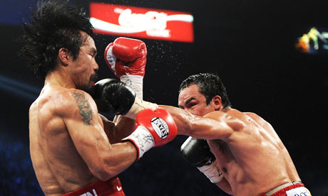Manny Pacquiao win over Juan Marquez makes biggest purse possible