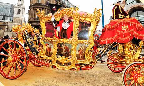 Lord Mayor's Show is a bit of an own goal for BBC | Sport ...