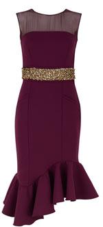 M&S's Per Una Speziale sculptured dress