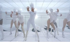 Lady Gaga video for Bad Romance