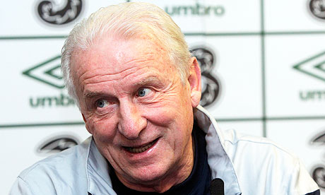New Ireland contract will be a formality, says Giovanni Trapattoni