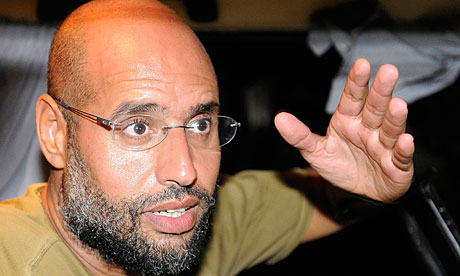 Saif al-Islam Gaddafi has been arrested, according to the LIbyan government.