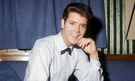 Cliff Richard, pictured in 1964