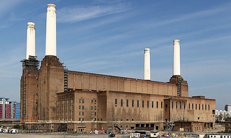 ... Chelsea mull over building new stadium on Battersea power station site