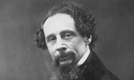 Exhibition tells how Charles Dickens was spooked by ghost tale doppelganger Bicentennial show at British Library says rival accused Dickens of plagiarism but author said he was amazed by story similarities.