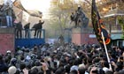 Iranian Demonstrators Break In To British Embassy In Tehran